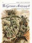 Fosten, D.S.V. - The German Army 1914-1918