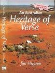 Haynes Jim - An Australian Heritage of Verse