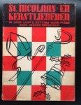 Hengeveld, Gerard - St.-Nicolaas en kerstliederen in zeer lichte zetting voor piano door Gerard Hengeveld
