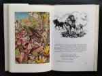 Katharine Briggs    with illustrations by Yvonne Gilbert - Abbey Lubbers, Banshees and Boggarts     A Who's Who of Fairies