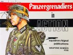 Redmon, Ronald. L.  Cuccarese James, F. - Panzergrenadiers in Action.
