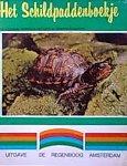 Aleven I.M. en Oskam C. H. Illustrator : Hengel e.a - Het Schildpaddenboekje.Verzorging en onderhoud van Land-en Moerasschildpadden met 30 foto`s