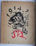 STADLER, ARTHUR, - 1914 ? 42 teekeningen van Arthur Stadler.