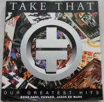 Howard Gary, Jason Mark - Take That Our greatest hits Fotoboek complete geschiedenis