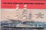 P and O - Brochure The New Zealand Shipping Company