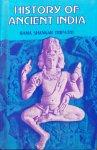 Tripathi, Rama Shankar - History of ancient India