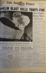 Geis, Darlene (editor) - Front Page - 100 years of the Los Angeles Times
