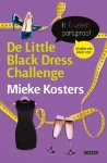 Mieke Kosters - De little black dress challenge in 6 weken partyproof