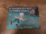 Veeninga, Johan (naverteld door) - De wonderlijke reis van Pukkie Planta deel 8 Pukkie's grote parachute-sprong