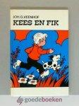 Veenhof, Joh. G. - Kees en Fik --- Tekeningen en omslag van Ben Horsthuis