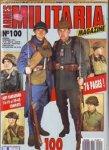 AAA - Militaria Magazine 1986 Album 2 (nr 7 t/m 12)