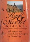 Leenaers, Robert en Jorissen, Hans - Atlas van Rijn Moezel wijnwen