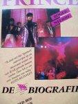 Bos, Alfred en Engelshoven, Tom - De biografie:  Prince