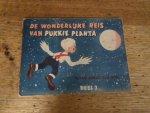 Veeninga, Johan (naverteld door) - De wonderlijke reis van Pukkie Planta deel 3 Pukkie bereikt zijn doel