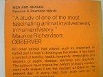 Morris, Ramona & Desmond - Men and Snakes