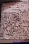 P. Aquilon, T. Claerr (eds.) - Berceau du livre imprime. Autour des incunables