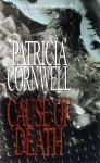 Cornwell, Patricia - Cause of death