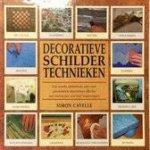 Cavelle, S. - Decoratieve schildertechnieken / druk 1