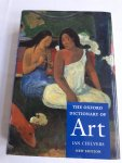 Chilvers, Ian - The Oxford Dictionary of Art. New edition
