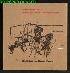 Corneille & Federico Gracía Lorca - Dichter in New York (vert. Luc. Tournier & tekeningen van Corneille)