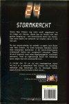 Jacobs, David Vertaling Hilke Makkink  Een idee van Joel Surnow en Robert Cochran - 24 : Stormkracht  Een explosieve actiethriller gebaseerd op de populaire tv-serie 24