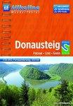 Esterbauer Verlag GmbH - Donausteig Fernwanderweg GPS wp 1/50
