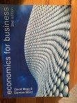 Begg, David - Economics for Business
