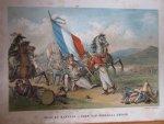 Vergers, P. - Napoleon Bonaparte / De Veroveraar der 19e eeuw. Zijn Leven en Daden als Generaal, Consul, Keizer en Banneling