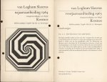 Directie - Voorjaarsaanbieding 1965, 1967, 1968 en 1969 + Najaarsaanbieding 1964, 1966 en 1969 van Van Loghum Slaterus  Arnhem