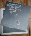 Heuvel, Wim J. - Architectuur op postzegelformaat