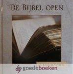 Ruitenburg, Ds. P. van - De Bijbel open *nieuw*