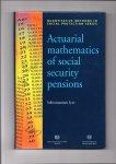 Iyer, Subramaniam - Actuarial Mathematics of Social Security Pensions