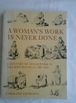 Davidson, Caroline - A woman's work is never done. A history of housework in The British Isles 1650-1950