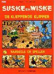 Vandersteen, Willy - Suske en Wiske nr. 095 Plus, De Kleppende Klipper + Raadsels en spellen, gave staat