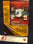 Boiko, Bob - Content Management , Het complete handboek