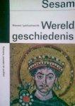 Straat, Mr. E. (red.) - Sesam nieuwe geïllustreerde wereldgeschiedenis. Deel 3: Het Hellenisme en het oudste Rome