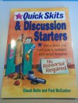 Bolte, Chuck & McCusker, Paul - Quik Skits & Discussion Starters
