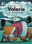 Gabriele Kiefer, Jürg Obrist,  Stichting Nederlandse Kinderjury - Valerie en koning Teddy