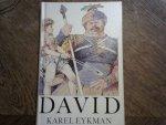 Eykman Karel - David, bijbelse jeugdroman
