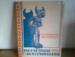 PROF. T J BEZEMER - PLATENATLAS ,INDONESISCHE KUNSTNIJVERHEID
