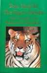 Bardo, Blayne (edited by) - Your head in the tiger's mouth; talks in Bombay with Ramesh S. Balsekar