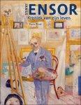 Xavier Tricot - James Ensor. Kroniek van zijn leven, 1860 - 1949