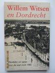 Heijbroek, J.F. - Willem Witsen en Dordrecht. Wandelen en varen door de stad rond 1900. Vanuit de boot maakt Witsen in zijn schetsboek vele tekeningen en later ontstonden hieruit een twaalftal etsen.