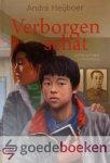 Heijboer, André - Verborgen schat *nieuw* - laatste exemplaren! --- Geheime gelovigen in Noord-Korea. Serie Vervolgde Kerk, deel 3