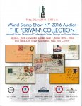 - World Stamp Show NY 2016 Auction  - The 'Erivan' Collection