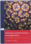 Ton Wentink, Ton Wentink - Business Performance Management