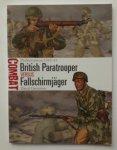 Greentree, David. - British Paratrooper versus Fallschirmjager, Mediterranean 42-43.