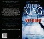 King, Stephen - * * * * * * *VET GOED LuisterCD (cjs) Stephen King (NL-talig)  9789024561421 Veel gezocht, maar moeilijk gevonden! Gebruikt luisterboek maar als nieuw en in prachtige staat!