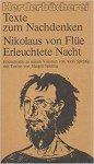Nikolaus von Flüe - Erleuchtete Nacht