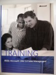 Red. - Training 8521: Microsoft CRM 3.0 Sales Management